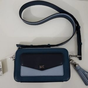 NWT Michael Kors camera Crossbody